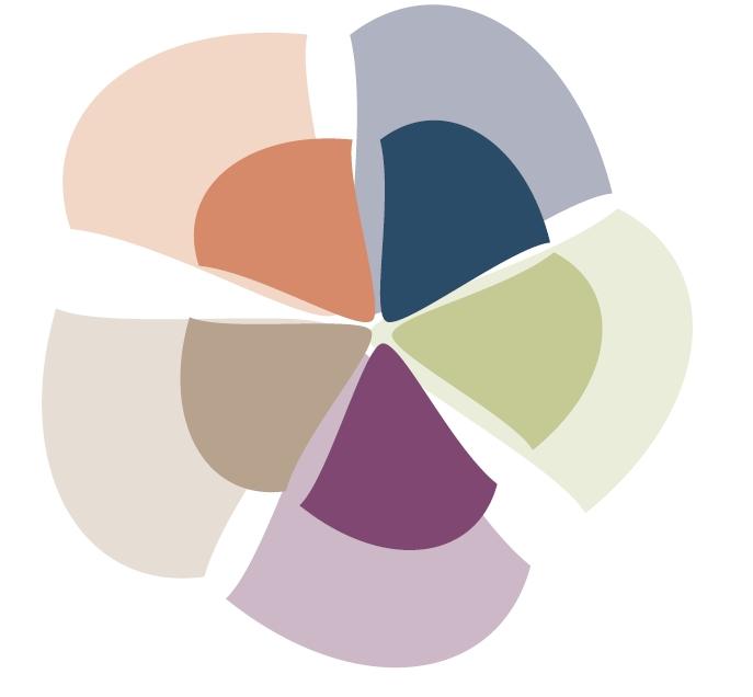 Site Internet Ecriture & Papyrus - Palette de couleur