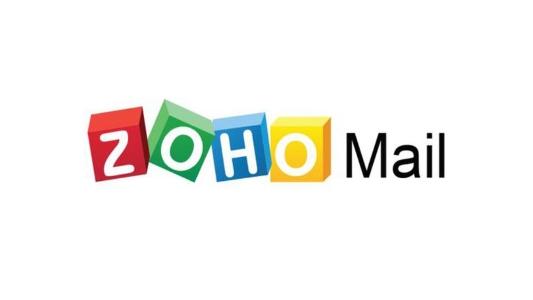 Zoho mail logo